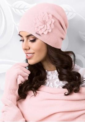 Розова шапка Bari