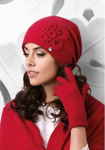Червена шапка Nicea