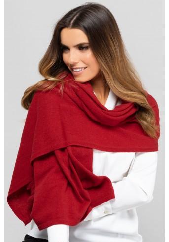 Червен шал 21