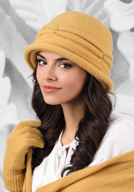 Жълта шапка Verona