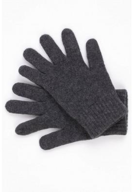 Тъмно сиви ръкавици